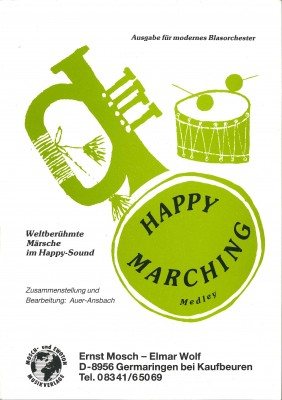 Happy Marching