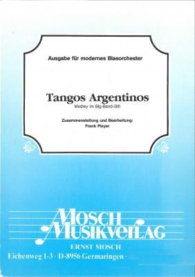 Tangos Argentinos - LAGERABVERKAUF