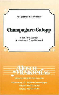 Champagner Galopp - LAGERABVERKAUF
