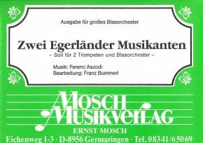 Zwei Egerländer Musikanten