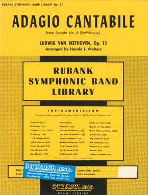 Adagio Cantabile - LAGERABVERKAUF