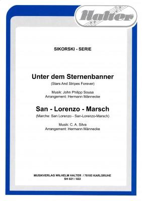 San Lorenzo-Marsch