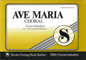 Ave Maria (Choral) - Schubert