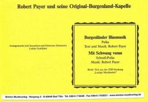 Burgenländer Blasmusik - LAGERABVERKAUF