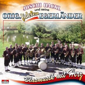 Blasmusik mit Herz (CD) - LAGERABVERKAUF