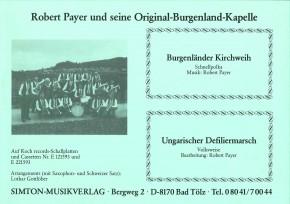 Ungarischer Defiliermarsch - LAGERABVERKAUF