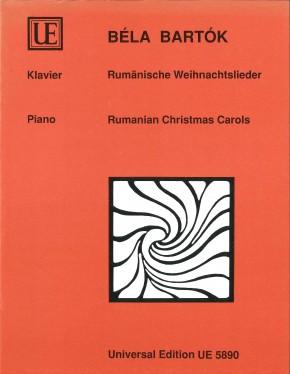 Rumänische Weihnachtslieder - LAGERABVERKAUF