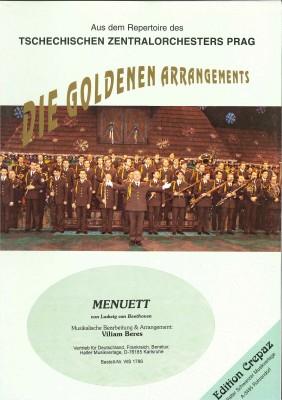 Menuett (Ludwig van Beethoven) - LAGERABVERKAUF