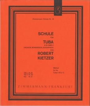 Schule für Tuba in B oder C  - TEIL 1