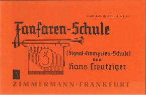 Fanfaren Schule (Signal-Trompeten-Schule)
